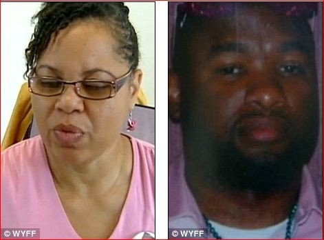 Loretta Robinson and her son, the deceased Justin Walker