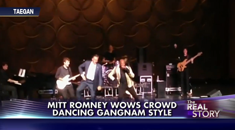 Mitt Romney breaks it down